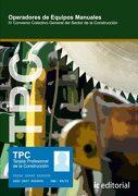 Tpc - Operadores de Equipos Manuales - Vicente García Segura - Ic Editorial