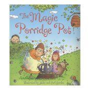 The Magic Porridge Pot. Retold by Rosie Dickins (libro en inglés) - Rosie Dickins - Usborne Publishing Ltd