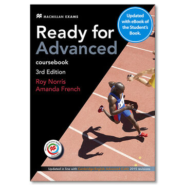 portada Ready for adv sb -Key (Ebook) pk 3rd ed (Ready for Series) (libro en Inglés)