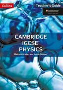 Cambridge Igcse™ Physics Teacher'S Guide (Collins Cambridge Igcse™) (Collins Cambridge Igcse (Tm)) (libro en Inglés)