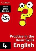 Collins Practice in the Basic Skills: English Book 4 (libro en inglés) - Harpercollins Uk - Collins