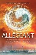 Allegiant (libro en Inglés) - Veronica Roth - Harper Collins Usa