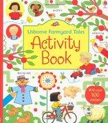 Usborne Farmyard Tales Activity Book (libro en francés) - Rebecca Gilpin - Usborne Publishing Ltd