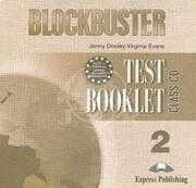 Blockbuster 2-Test Booklet Listening Tasks cd (libro en Inglés) - - - Express Publishing