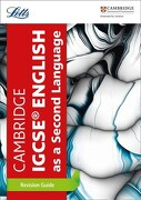 Cambridge Igcse® English as a Second Language Revision Guide (Letts Igcse Revision Success) (libro en inglés) - Harpercollins Uk - Harper Collins