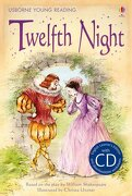 Twelfth Night (3. 21 Young Reading Series two With Audio cd) (libro en Inglés) - Rosie Dickins - Usborne Publishing Ltd