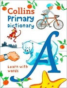 Collins Primary Dictionary: Learn With Words (Collins Primary Dictionaries) (libro en Inglés) - Collins Dictionaries - Harpercollins Uk