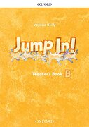 Jump In!  Level b: Teacher's Book: Jump In!  Level b: Teacher's Book Level b (libro en inglés) - Vanessa Reilly - Oup Oxford