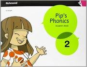Pip's Phonics 2 Studentå› Pack (libro en Inglés) - Varios Autores - Editorial Richmond