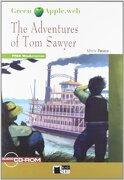 The Adventures of tom Sawyer+Cd-Rom (Black Cat. Green Apple) (libro en Inglés) - Cideb Editrice S.R.L. - Editorial Vicens Vives