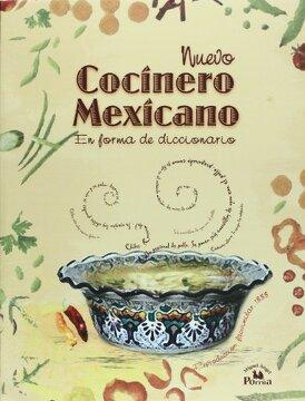 portada Nuevo Cocinero Mexicano en Forma de Diccionario (Reprod. Facsimil ar, 1888) (5ª Ed. )
