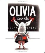 Olivia Counts (libro en Inglés) - Ian Falconer - Atheneum Books