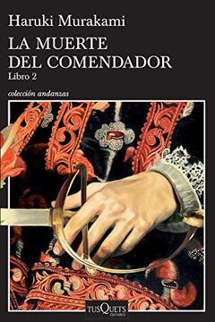 portada La Muerte del Comendador. Libro 2