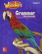 Wonders Grammar Workbook gr. 5 - Mcgraw Hill - Mcgraw Hill
