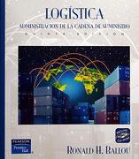 Logistica: Administración de  la Cadena de Suministro 5Ed. C/Cdrom - Ronald H. Ballou - Pearson