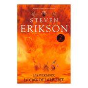 Las Puertas de la Casa de la Muerte - Steven Erikson - La Factoría De Ideas