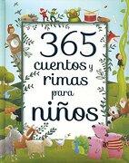 365 Cuentos y Rimas Para Niños - Varios Autores - Parragon