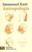 Antropología: En Sentido Pragmático (el Libro de Bolsillo - Filosofía) - Immanuel Kant - Alianza