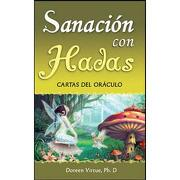 Sanacion con Hadas (Incluye 44 Cartas del Oraculo) - Virtue Doreen - Grupo Editorial Tomo