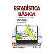Estadistica Basica - Roberto Zavala Aguilar - Editorial Trillas Sa De Cv