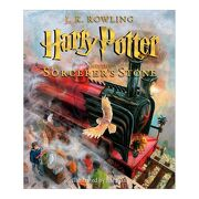 Harry Potter and the Sorcerer's Stone: The Illustrated Edition (Harry Potter, Book 1): The Illustrated Edition (libro en Inglés) - J. K. Rowling - Scholastic