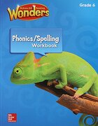 Wonders: Phonics & Spelling Workbook gra - Mcgraw-Hill - Mcgraw Hill