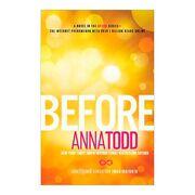 Before (libro en Inglés) - Anna Todd - Gallery Books