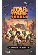 Star Wars Rebels: El Inicio de la Rebelion - Disney - Planeta Infantil
