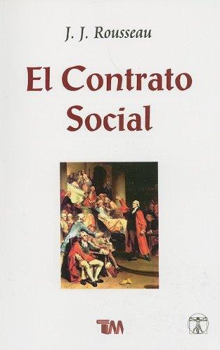 El contrato social; jean-jacques rousseau