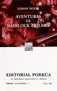 Aventuras de Sherlock Holmes - Arthur Conan Doyle - Porrua