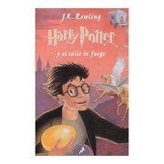Harry Potter y el Cáliz de Fuego - Rowling J.K. - Salamandra