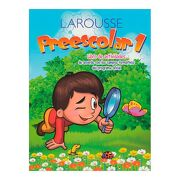 Preescolar 1 Campos Formativos - Ediciones Larousse - Ediciones Larousse