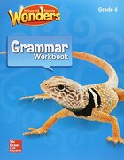 Wonders Grammar Workbook gr. 6 - Mcgraw Hill - Mcgraw Hill