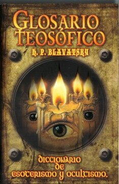 portada Glosario Teosofico