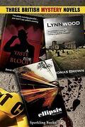 Three British Mystery Novels (libro en inglés)