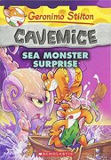 Sea Monster Surprise (Geronimo Stilton Cavemice #11) (libro en inglés) - Geronimo Stilton - Scholastic