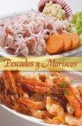 Pescados y Mariscos (libro en Español, Numero paginas: 194, Encuadernacion: Tapa dura, Isbn13: 9789972209079) - Lexus Editores - Ediciones Euromexico S.A. De C.V.