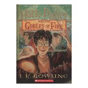 Harry Potter and the Goblet of Fire (libro en Inglés) - J. K. Rowling - Scholastic Paperbacks