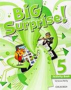 Big Surprise! 5. Activity Book+ Study Skills Booklet - 9780194516242 - Vanessa Reilly - Oxford University Press España, S.A.