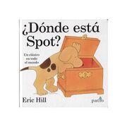 Dónde Está Spot? - Eric Hill - Patio