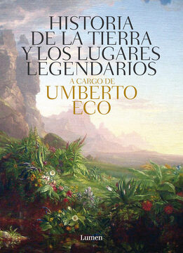 portada Historia de las Tierras y los Lugares Legendarios