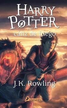 portada Harry Potter y el Caliz de Fuego(R)