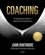 Coaching el Metodo Para Mejorar el Rendimiento de las Personas - John Whitmore - Paidos