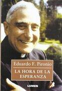 Hora de la Esperanza la - Eduardo Pironio - Lumen Editorial