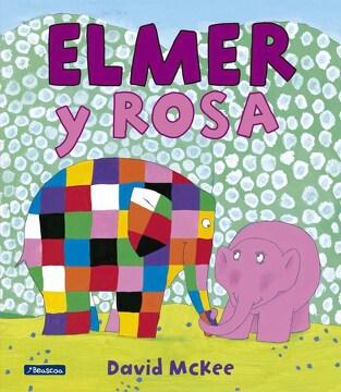portada Elmer y Rosa