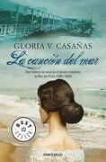 Cancion del mar una Historia de Amor en el Dorado Comienzo de mar del Plata - Casañas Gloria V. - Debolsillo