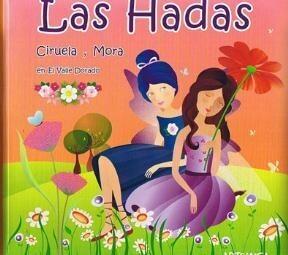 portada Hadas Ciruela y Mora en el Valle Dorado
