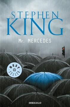 portada Mr. Mercedes  ( Libro 1 de la Trilogia Bill Hodges )