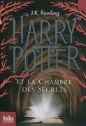 Harry Potter et la Chambre des Secrets (libro en Francés) - J. K. Rowling - Gallimard