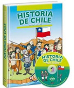 Historia de Chile Para Niños dvd - Maria Angelica Ovalle Gana - Lexus Editores